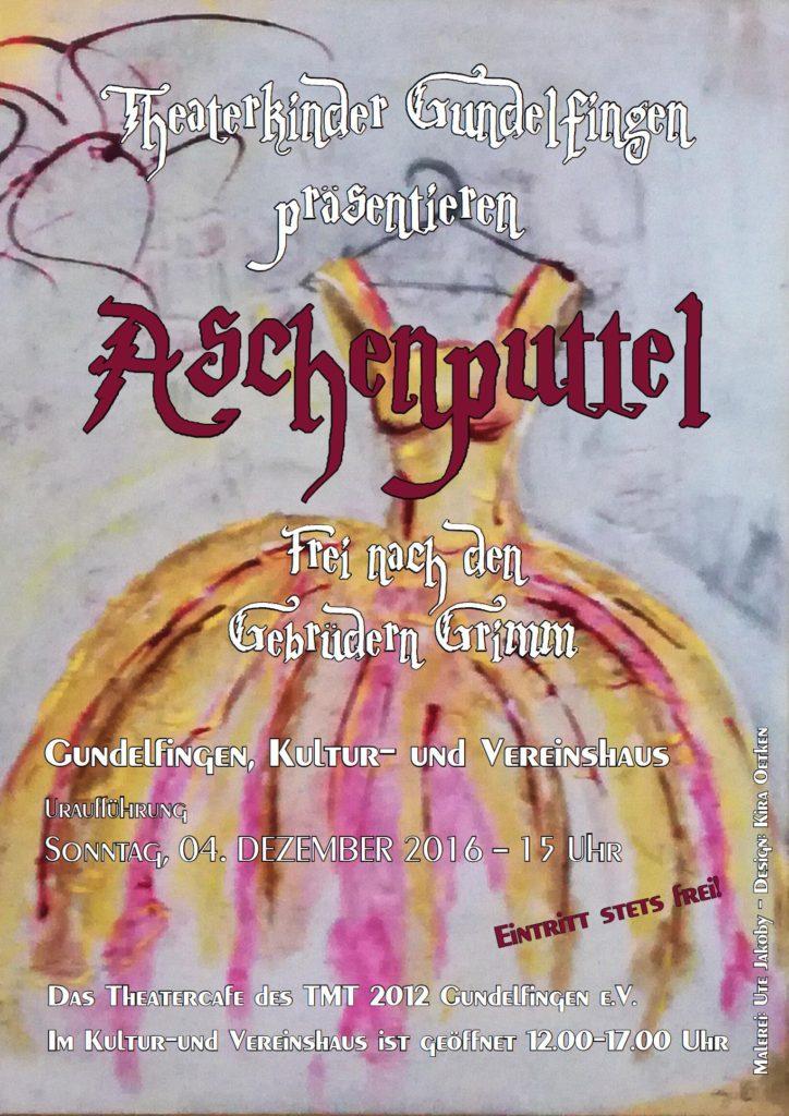 Plakat_Aschenputtel